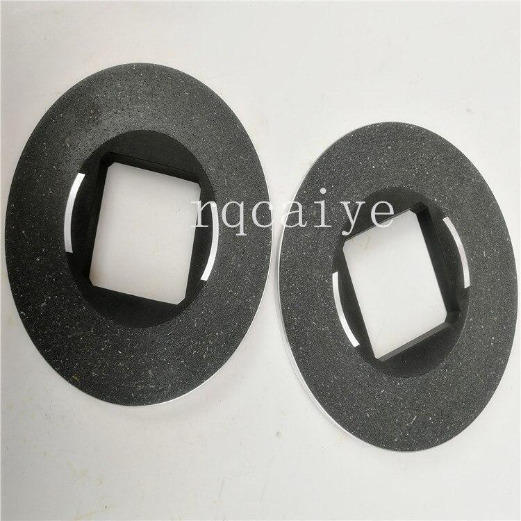 2 piezas envío gratis SM102 prilnting máquinas 61.101.2022 almohadillas de freno 162x62x17mm