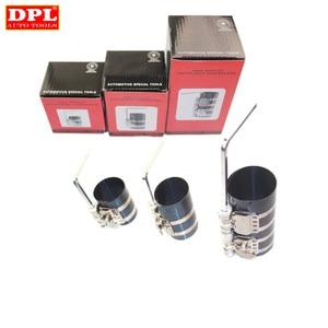 Image 1 - Инструмент для компрессора поршневого кольца двигателя автомобиля, регулируемый инструмент для установки ленты
