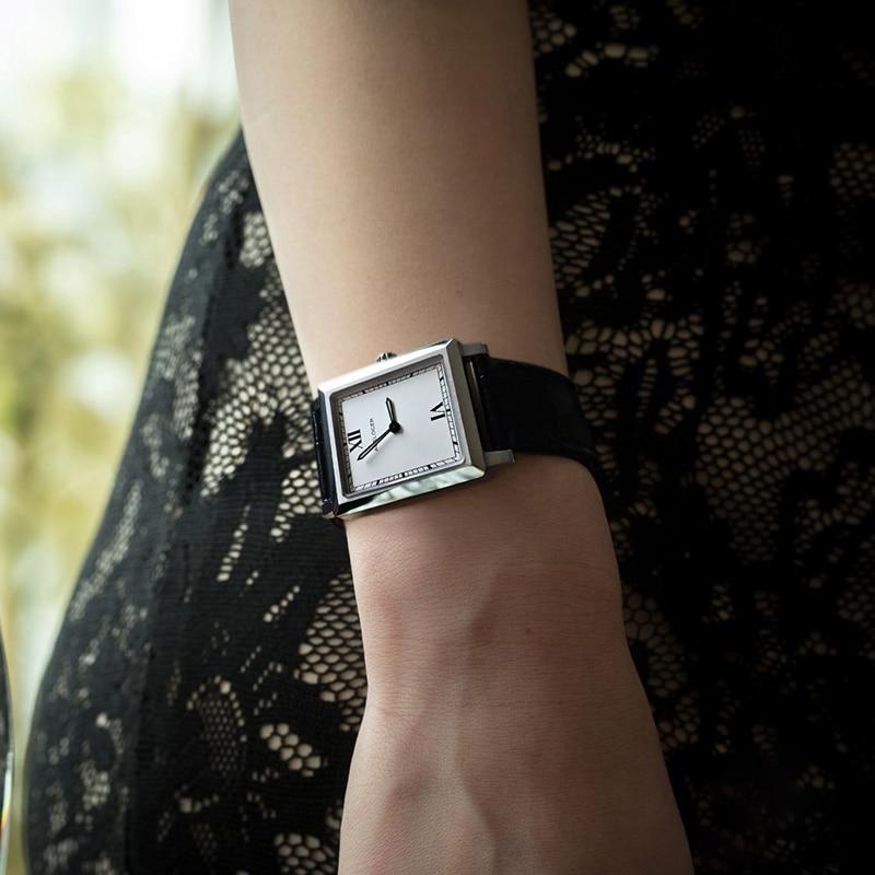 Watch Women AGELOCER Original Montre Femme Dress Watches Luxury Ladies Watch Clock Female Casual Leather Women's Wristwatches enlarge