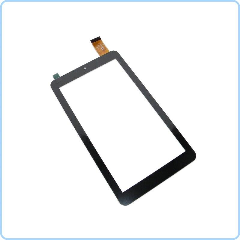 Nuevo panel de cristal para pantalla táctil digitalizador negro de 7 pulgadas para teXet TM-7056 x-pad Lite 7 Tablet PC