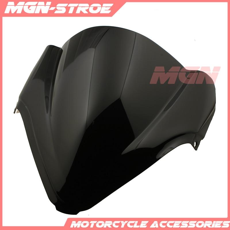 Motorcycle Windscreen Windshield For GSXR1300 GSXR 1300 HAYABUSA 2008 2009 2010 2011 2012 2013 2014 2015 2016