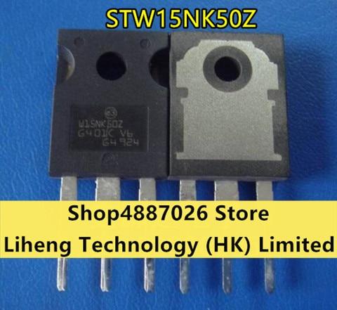 Mejor alta calidad STW15NK50Z W15NK50Z Original