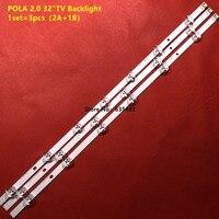 LED backlight strip for pola2.0 32ln54 agf78399401 32LN5707 HC320DXN-VHFPA-21XX 32LB536B 32LN541B 32LN540B HC320DXN -VSFP3-21XX