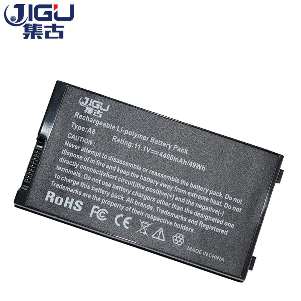 JIGU batería del ordenador portátil para Asus A8 A8000 A8000J A8000F A8A A8E A8Dc A8F A8H A8J A8M A8N A8Z Z99 Z99Fm Z99H Z99J Z99Jc Z99Jn Z99Jr