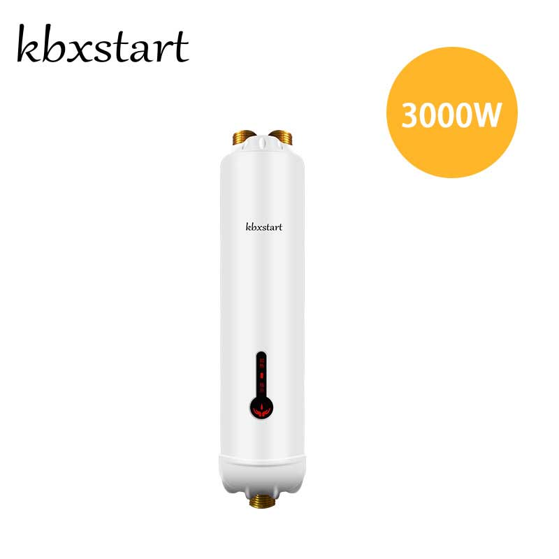 Kbxstart-Calentador De Agua frío y caliente para cocina y baño, Calentador eléctrico...