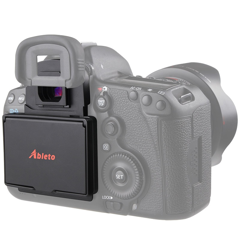 Защитная пленка для ЖК-экрана Ableto 5D4-A, всплывающее солнцезащитное покрытие для CANON 5D4 5DIV 5D3 5diii 5D MARK III IV 3 4, камера