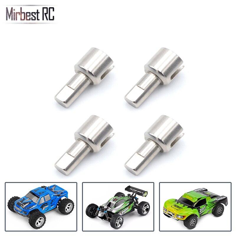 Piezas de bricolaje Mirbest RC para WLtoys A959 A979 A959-B A979-B RC, accesorios de mejora de metal para coche, Copa diferencial de Metal 949-14 959-B-21