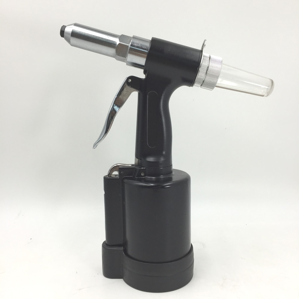 SAT6602 Pneumatic Rivet Gun Air Rivet Tool Air Riveter Power Tool 2.4-4.8mm Pneumatic Riveter Gun