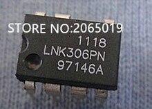 10 pièces LNK306PN LNK306P LNK306 LNK3O6PN DIP-7