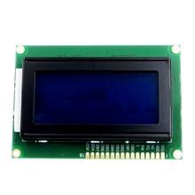Lcd 16x4 1604 문자 lcd 디스플레이 모듈 lcm 블루 옐로우 블랙 라이트 5 v
