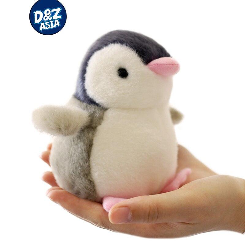 Corea del Sur Q kawaii peluches muñecos de pingüino juguetes de peluche guapos peluches mini oso de peluche