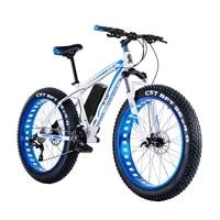 fat ebike 26 electric mountain bike fat tire electric snow ebike 48v li ion battery 1500w rear wheel motor hydraulic e mtb