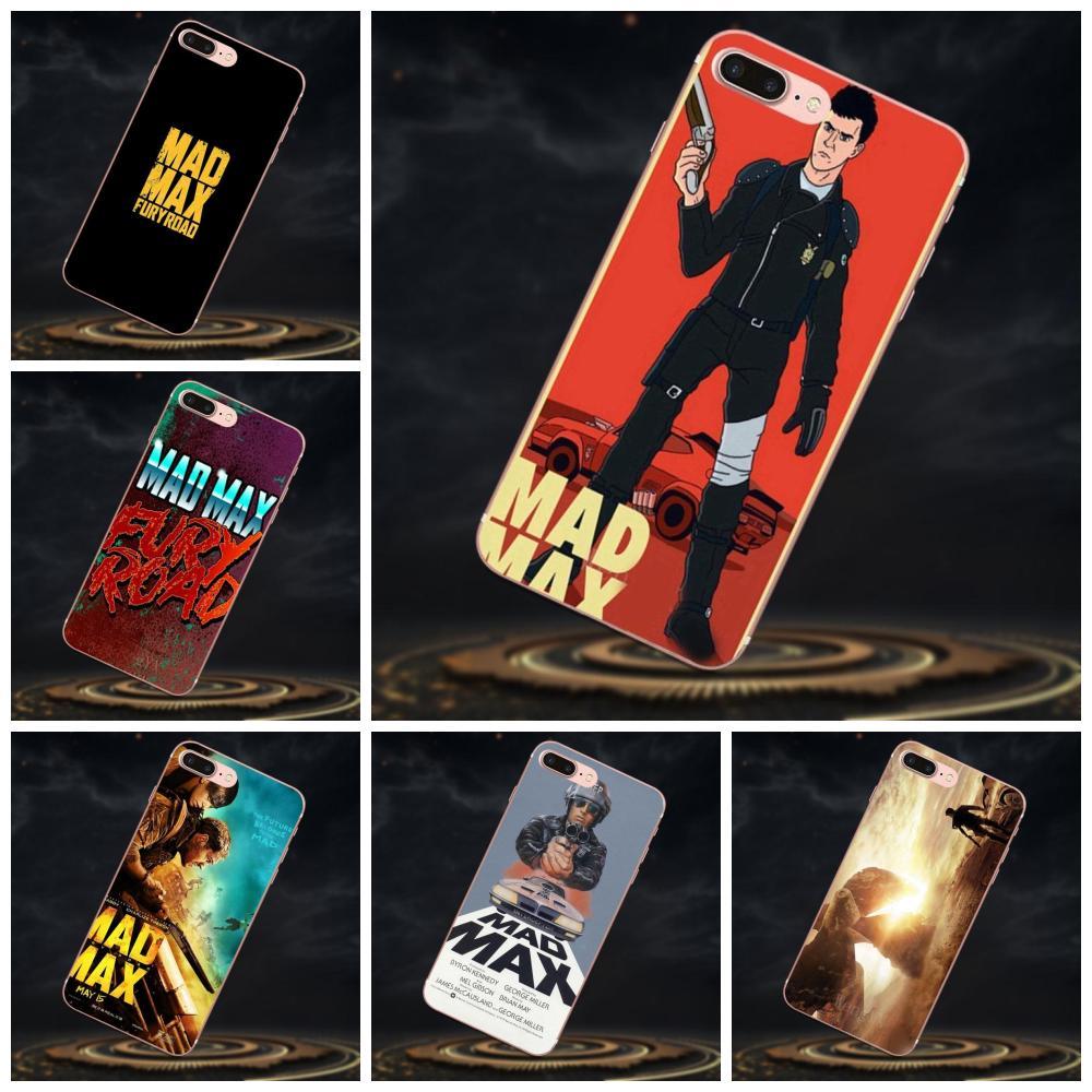 Film mad max na drodze gniewu dla Huawei P8 P9 P10 P20 P30 Mate 7 8 9 10 20 Lite Plus Pro 2017 miękkie etui na telefon