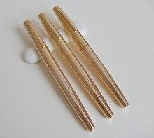 Classique antique Shanghai aile chanté stylo plume 235 coque en aluminium