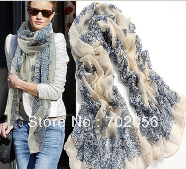 new fashion voile viscose Scarf Sarongs Hijabs Bandanas wrap shawl poncho 180*100cm 14pcs/lot #3370