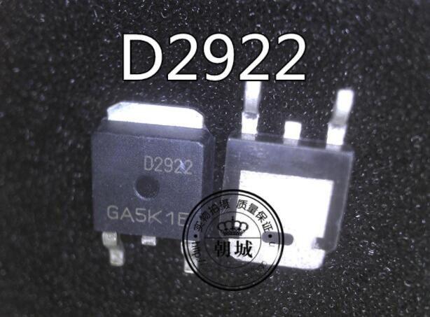 1PCS AOD2922 D2922 100V 5A כדי-252 מעגל משולב