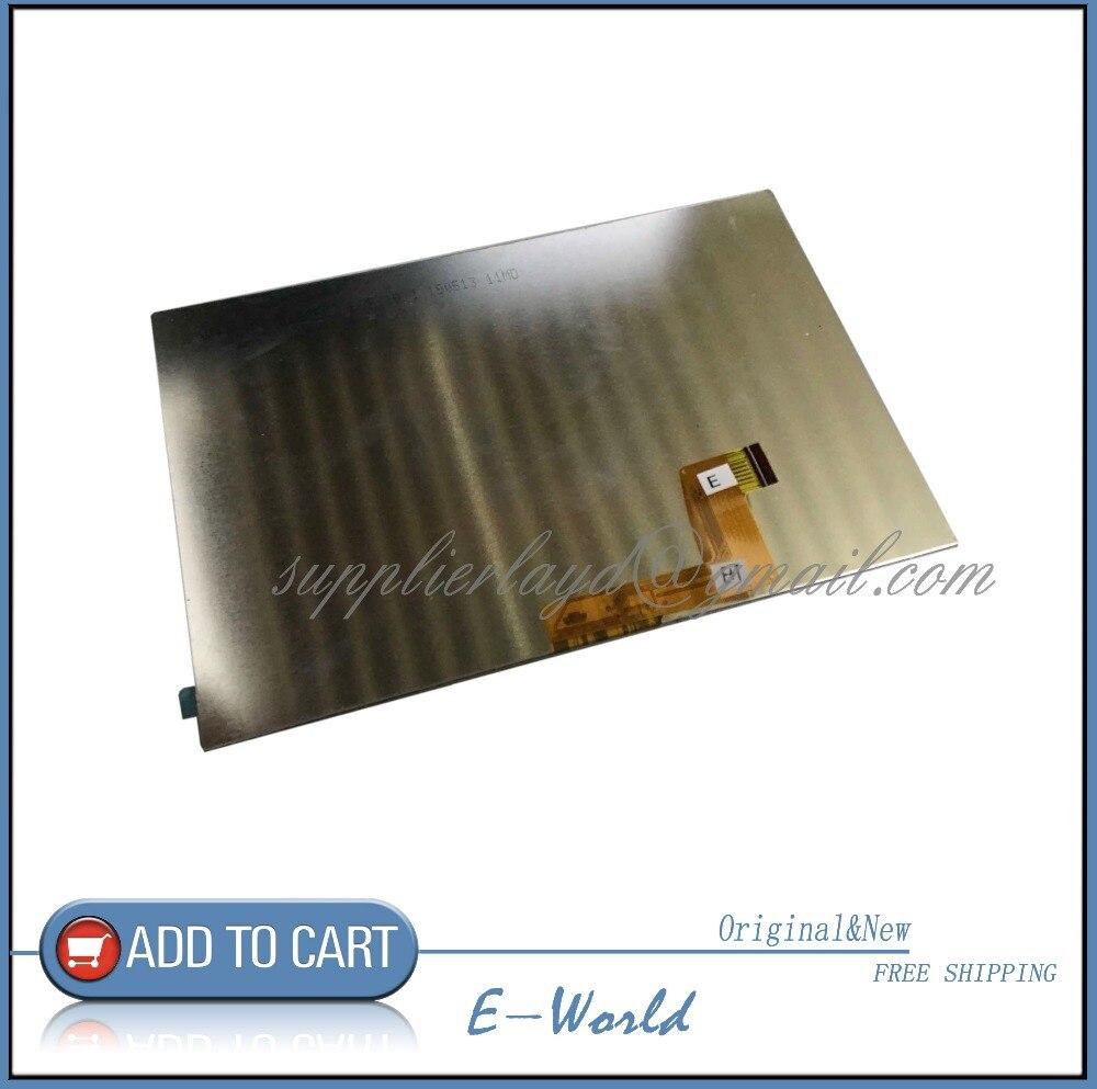 KR101IA7T новый 10,1-дюймовый ЖК-кабель номер KR101lA7T 1030301039 REV B 1300301308 REV A 1024X600 30pin Бесплатная доставка