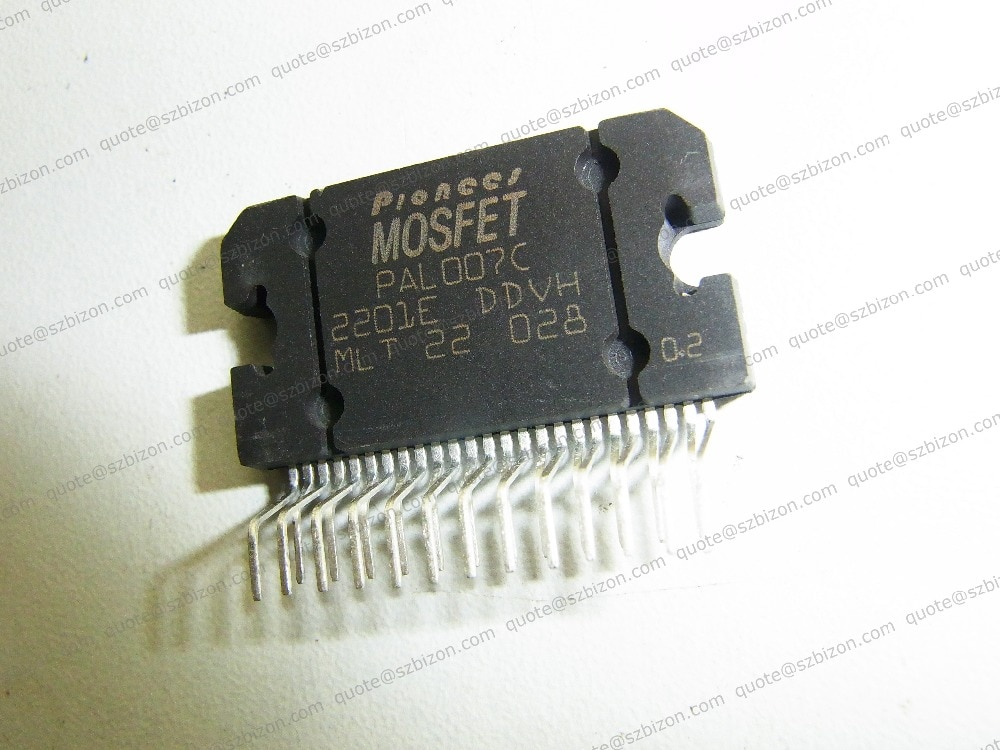 Fast & Free Shipping 10pcs/lot PAL007C Car audio amplifier IC