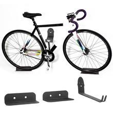 المعادن دراجة الدراجات دواسة الإطارات رف مركب على الحائط الغيتار سكيت جدار رف شاشة أداة موسيقية تخزين هوك أدوات