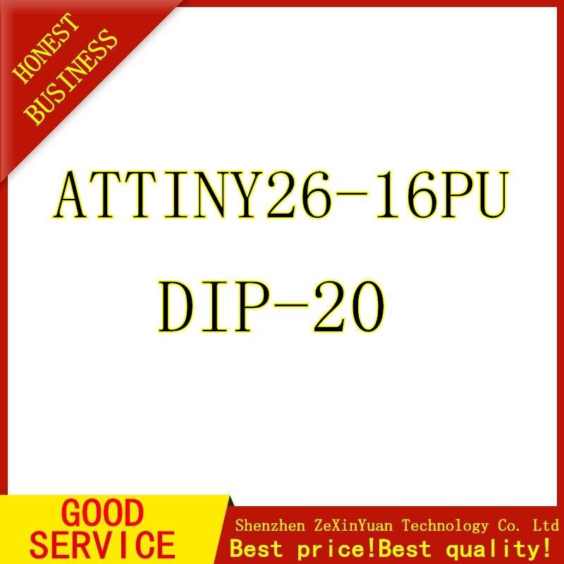 10 unids/lote ATTINY26-16PU ATTINY26-16 ATTINY26 DIP-20