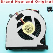Nowy procesor wentylator dla Toshiba C850 C855 C870 C875 L850 L850D L870 L870D wentylator chłodzący cpu chłodnica DFS501105FR0T FB99 MF60090V1-C450-G99