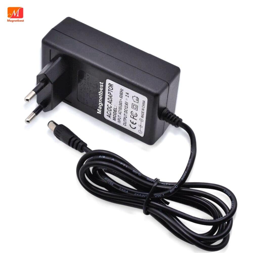 Hohe qualität 100-240 v 12,6 v 2A polymer lithium-batterie ladegerät 12.6V2A power adapter ladegerät dual IC 12.6V2A EU UNS UK stecker