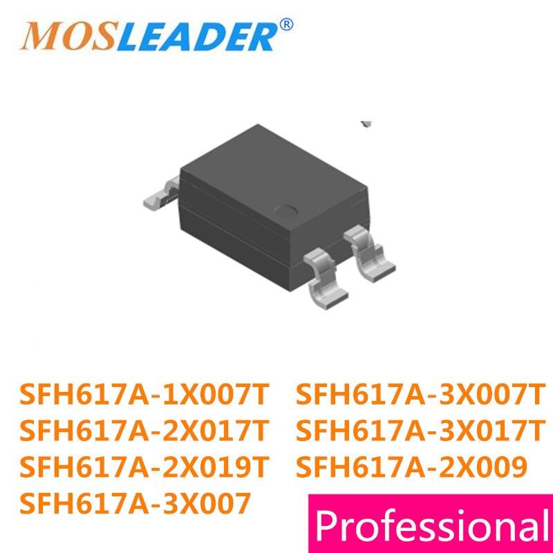 SOP4 SMD4 100 pcs SFH617A-1X007T SFH617A-3X007T SFH617A-2X017T SFH617A-3X017T SFH617A-2X019T SFH617A-2X009 SFH617A-3X007 617