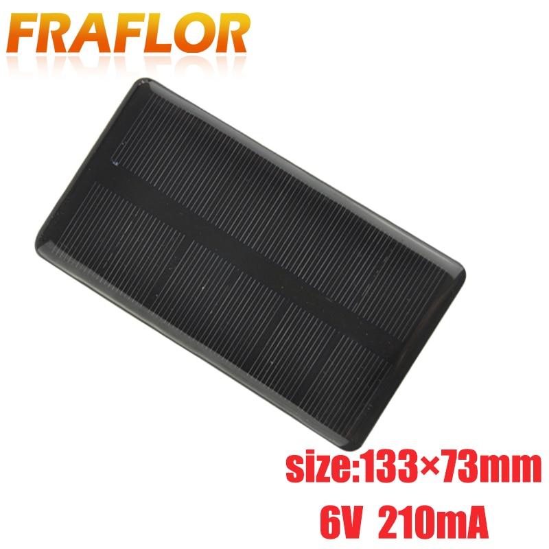 2Pcs Single Monocrystalline Silicon Solar Glue Plate Quality Photovoltaic Power Generation Technology Small Production Model