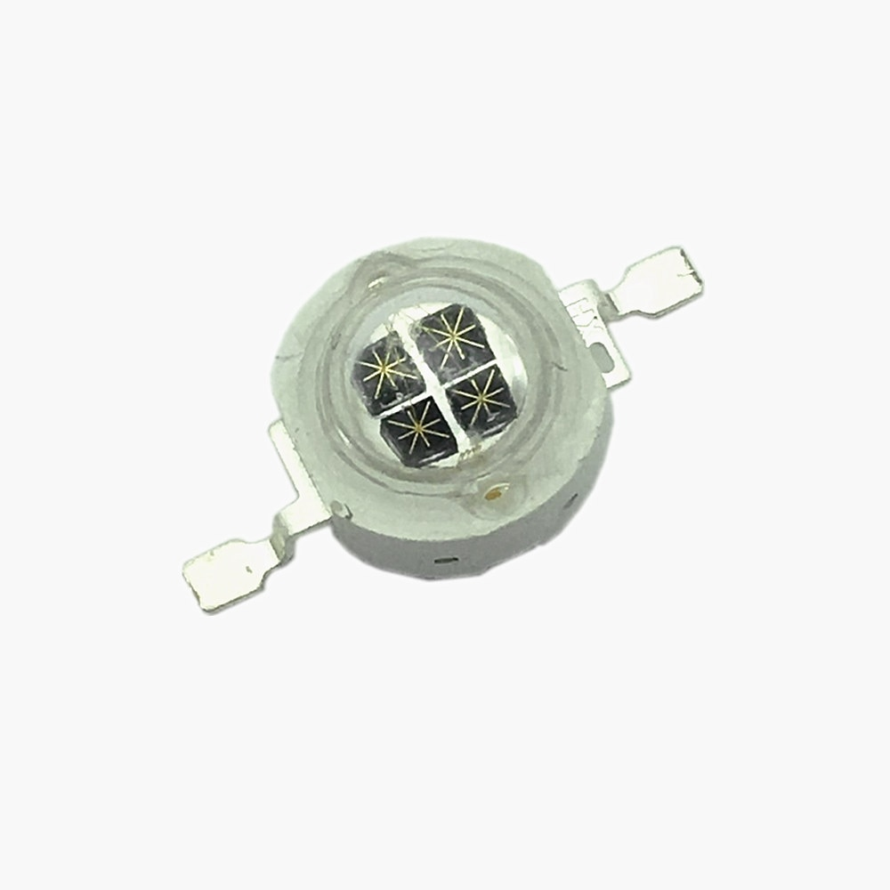 10pcs/lot  High Power LED Chip IR Infrared 850nm 940nm 5W  Emitter Light Lamp Beads 850 940 nm  with PCB or not pcb high power led chip 850nm 940nm ir infrared 3w 5w 10w 20w 50w 100w emitter light bead cob 850nm 940 nm night vision cctv camera