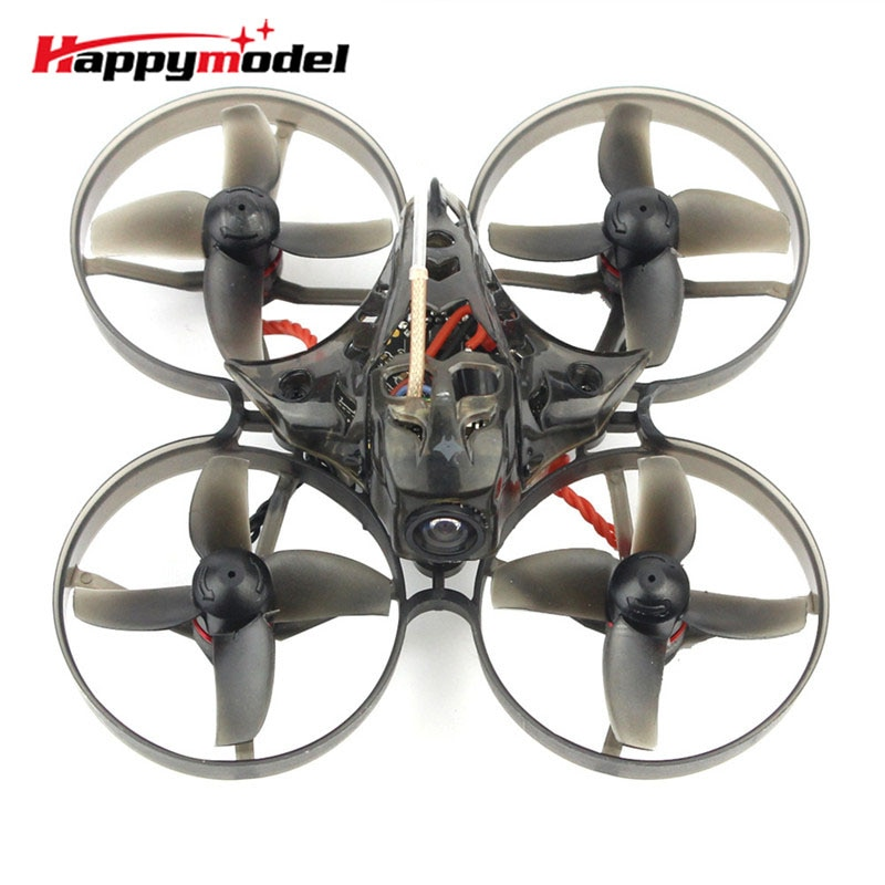 Happymodel Mobula7 75mm Crazybee F3 Pro OSD 2S Whoop FPV Racing Drone w/ Upgrade BB2 ESC 700TVL RC Racer Done Multi Rotor BNF