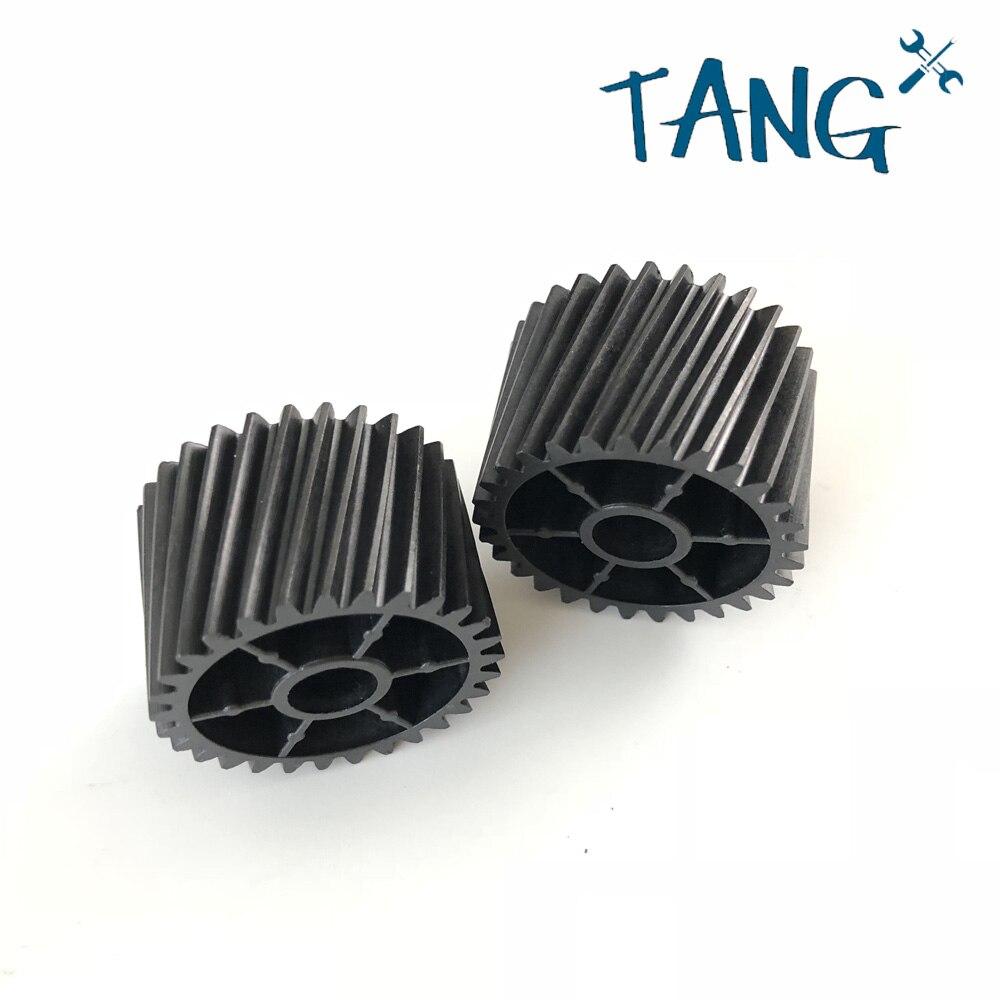 2 pces compatível AB01-2318 fuser drive gear 29t para ricoh aficio 1060 1075 af1060 af1075 2051
