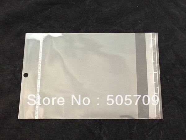 200-шт-ясно-Пластик-самоклеющиеся-Печать-opp-Сумки-17x11-см-22596