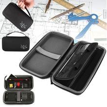 Жесткий EVA сумка для хранения Shockproo коробка для переноски для графического калькулятора Texas Instruments TI-Nspire CX/CAS сумка для переноски
