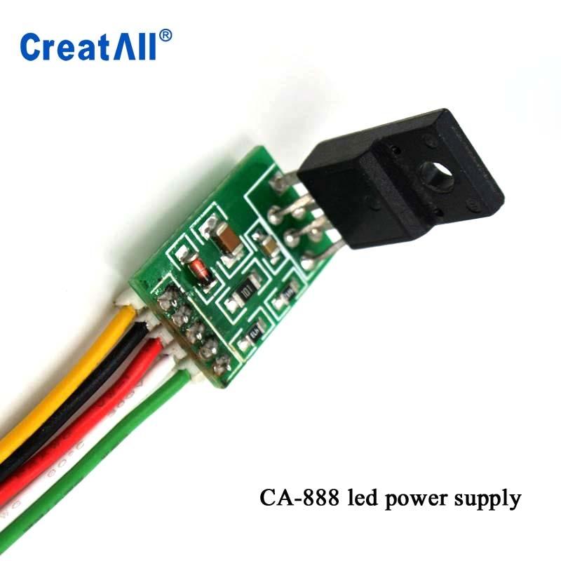 10pcs/lot CA-888 super LCD power supply board universal power module universal display universal power supply module