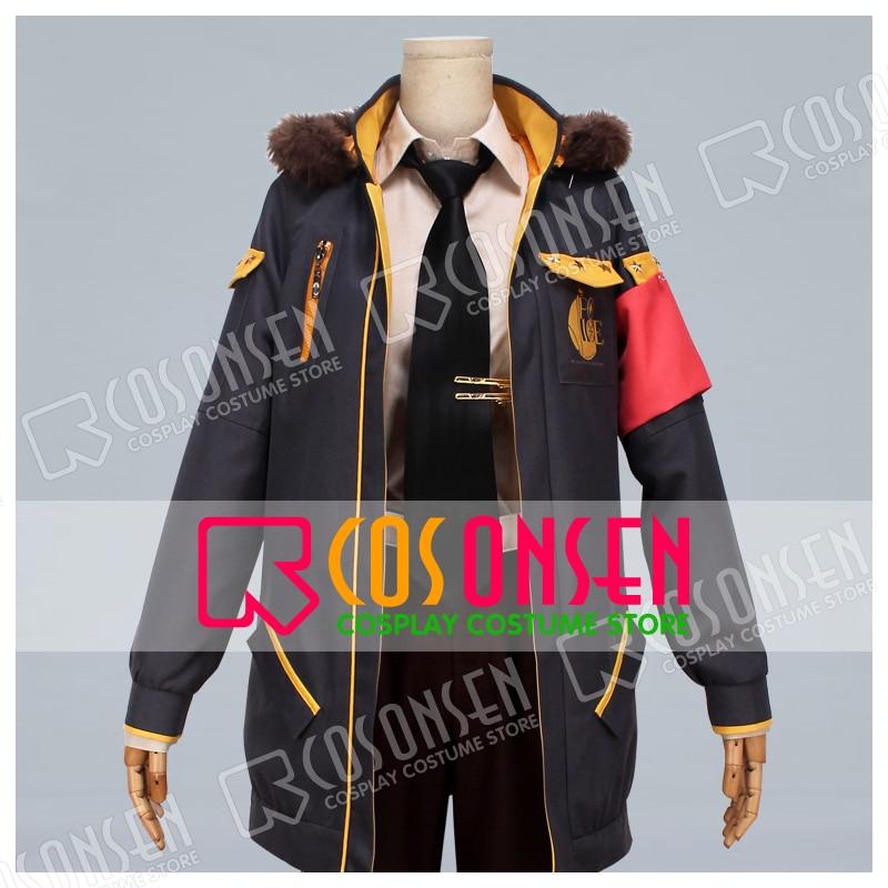 COSPLAYONSEN Collar Malice Aiji Yanagi cosplay costume full set adult costume new style