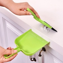 Mini desktop escova de limpeza varredura pequena vassoura conjunto chão dustpan aspirador pó escova doméstica quente atacado
