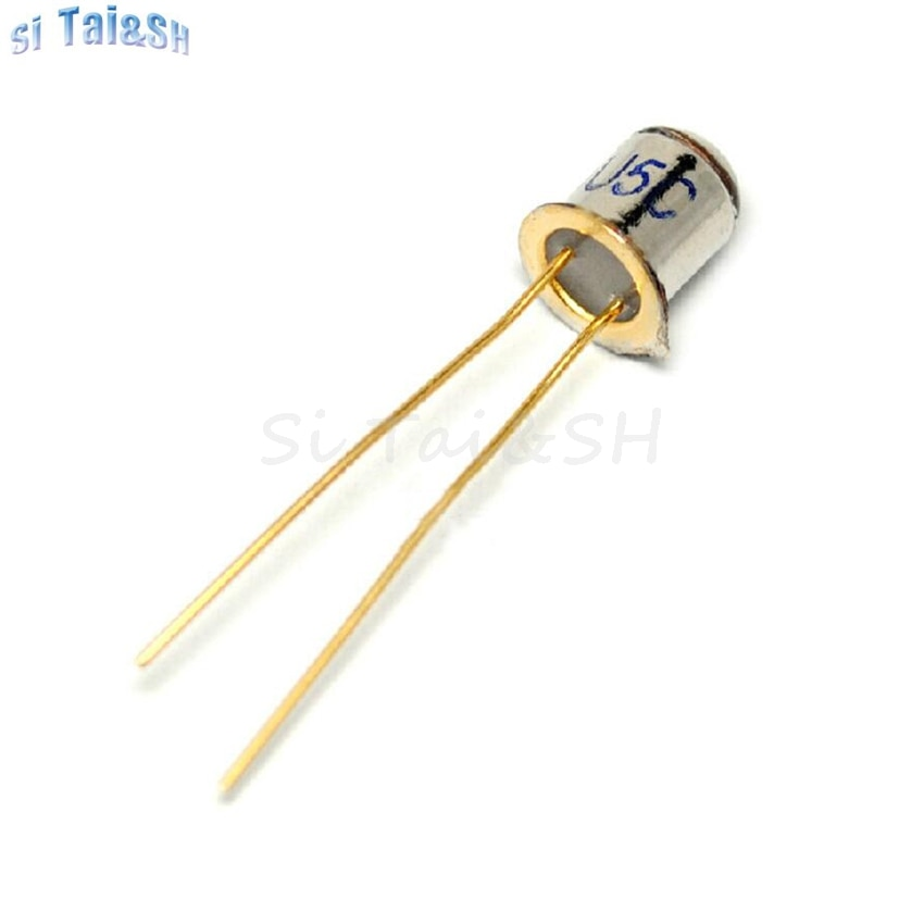 2 шт. 3DU5C кремниевый фототранзистор транзистор 2-футовый металлический пакет