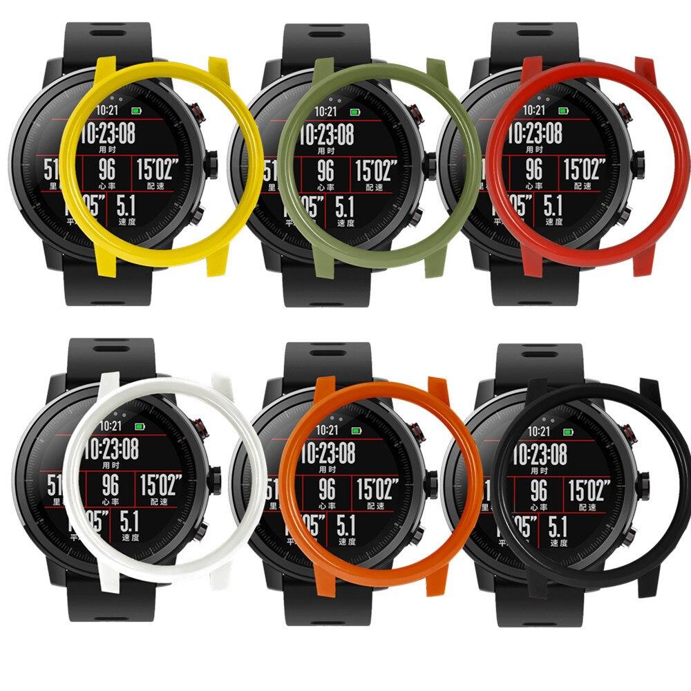 Ouhaowin Protect cáscara delgada funda antideslizante para el reloj inteligente de Huami Amazfit Stratos 2/2S