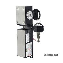 EC-C2000-290S key&electricity  Unlock electric cabinet lock drawer DC12V (Power NO unlock)