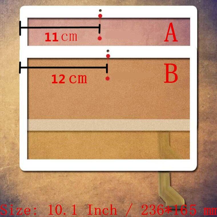 10,1 pulgadas para Teclast 98 Octa Core Dual 4G MTK6753 M1E4 tablet pantalla táctil capacitiva panel digitalizador de vidrio envío gratis