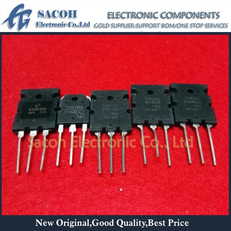 Free Shipping 5Pcs SGL40N150D G40N150D TO-3P/TO-264 40A 1500V Power IGBT