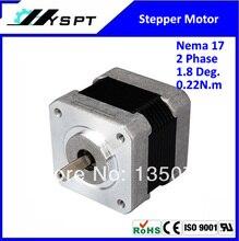 Leadshine  Nema17 micro stepper motor 42HS02 1.8step angle 0.22N.m