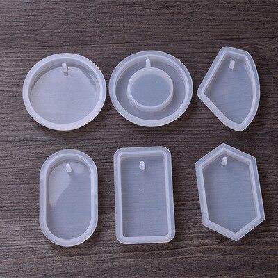 1 pc geométrica camisola pingente diy colar jóias molde pingentes escala de cristal jóias resina moldes para fazer jóias ferramenta