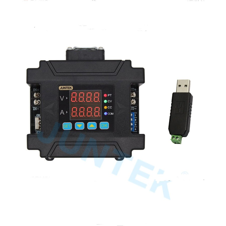 DPM8600-485 الجهد المستمر/التيار 0-60 فولت 0-5A/8A/16A/24A الاتصالات امدادات الطاقة باك محول جهد كهربي LCD الفولتميتر