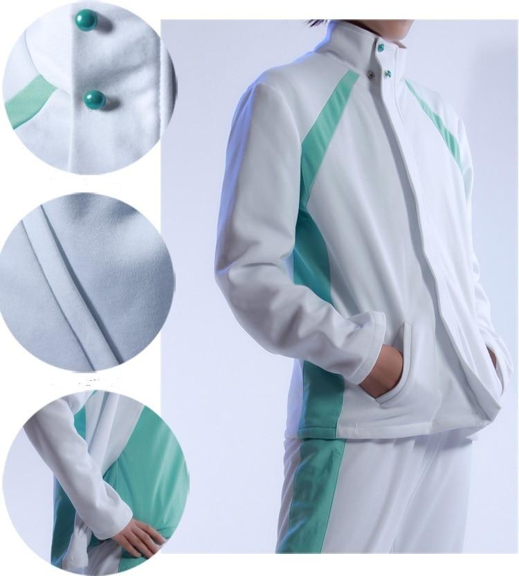 Neue Anime Haikyuu!! Cosplay Kostüme Aoba Johsai Hohe Schule Volleyball Club Trikots Outfit Oikawa Tooru Uniform Sportswear