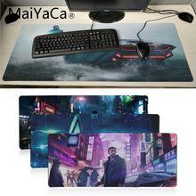 Maiyaca mon coureur de lame préféré 2049 clavier Gamer jeu tapis de souris ordinateur tapis de souris meilleurs tapis pour Gamer cadeau