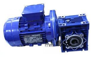 RV040 three-phase AC380V 370W worm gear reducer / speed control motor / reduction ratio1/7.5 10 15 20 25 30 40 60 80 100
