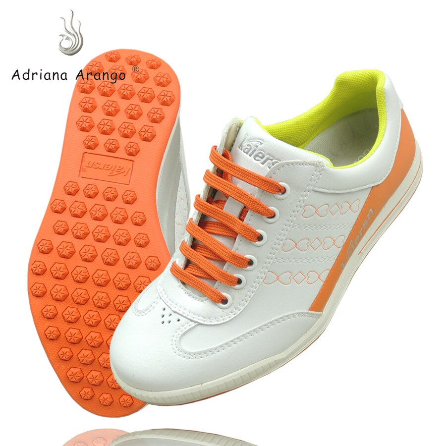Adriana golf schuhe sommer nicht-rutsch verschleiß-beständig atmungsaktive sport-schuhe, frauen super wasserdichte damen sport schuhe
