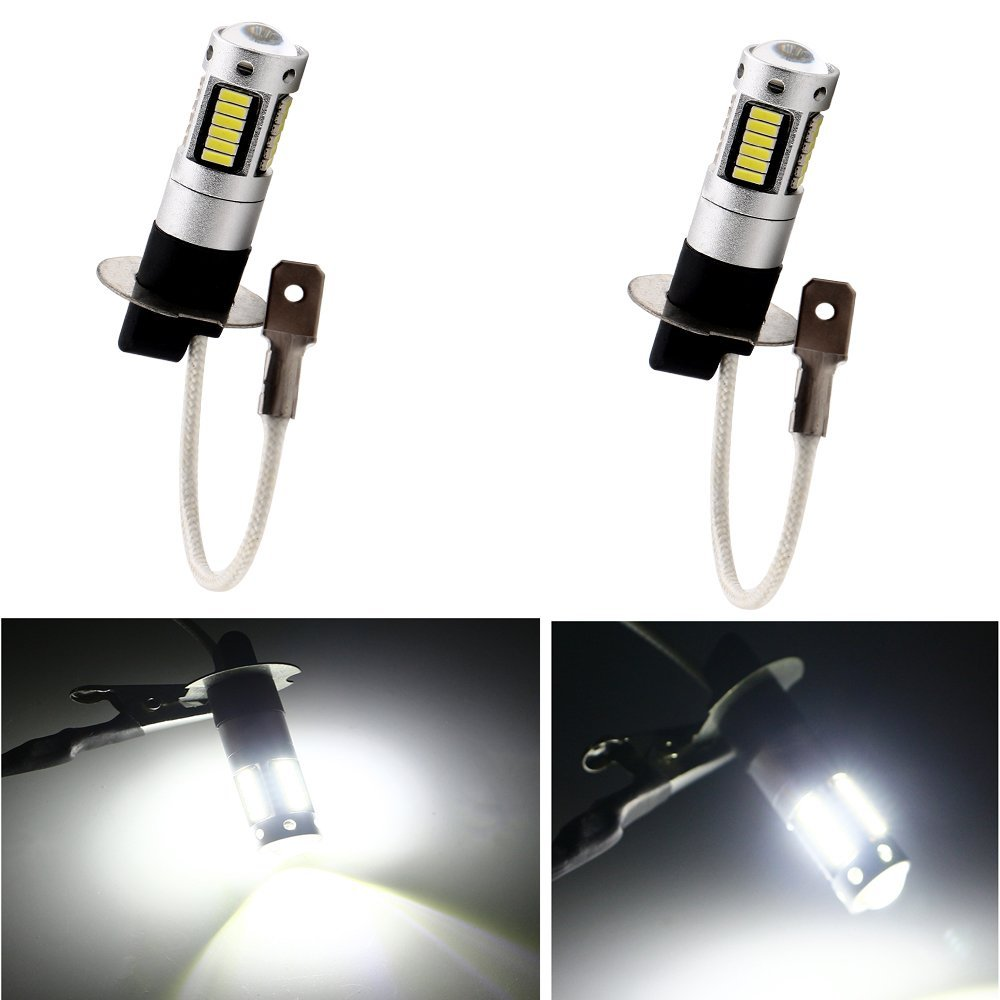 Samsung Chip LED, lámpara Par H3 30SMD, Super rápida, Farol, Milha, neblinca,...