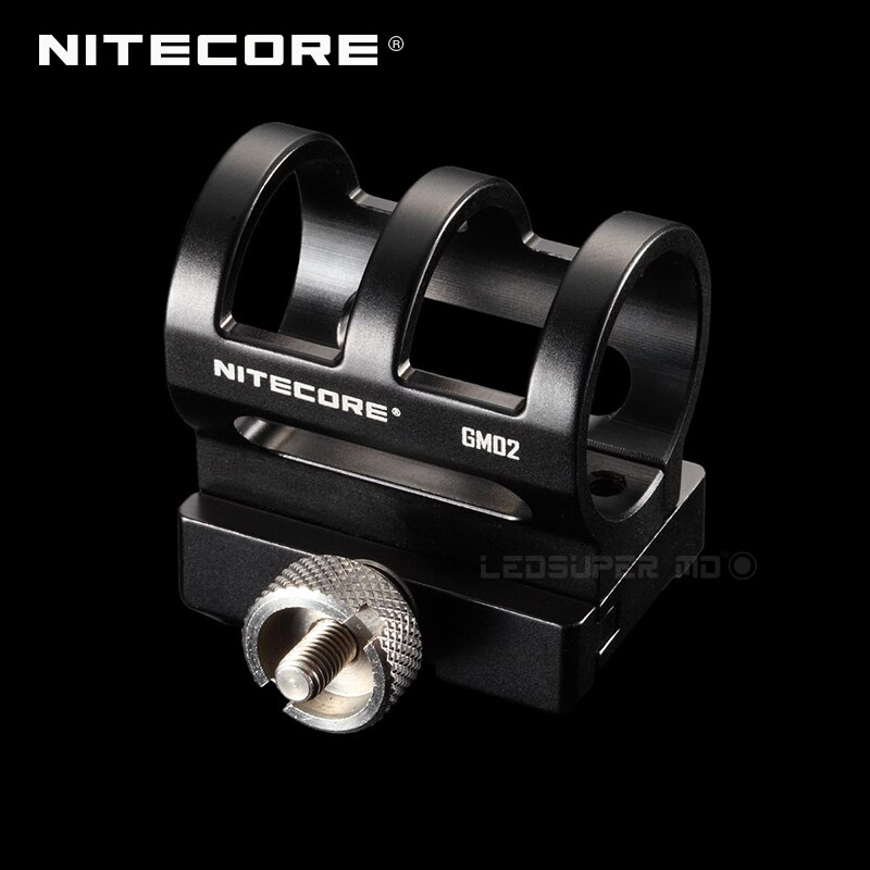 Nitecore GM02 тактический фонарик пистолет Крепление подходит для точной серии/серии Хамелеон/SRT7/ SRT6/ MT25/ MT26/ MH25